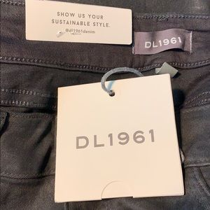 DL1961 Jeans - DL1961 Florence mid rise skinny jeans pewter 25
